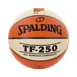 Ballon Basket Spalding DBB TF250 IN OUT Taille 5 3001504010415