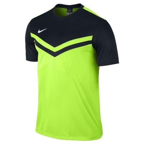 Maillot Nike Victory enfant vert fluo noir ~