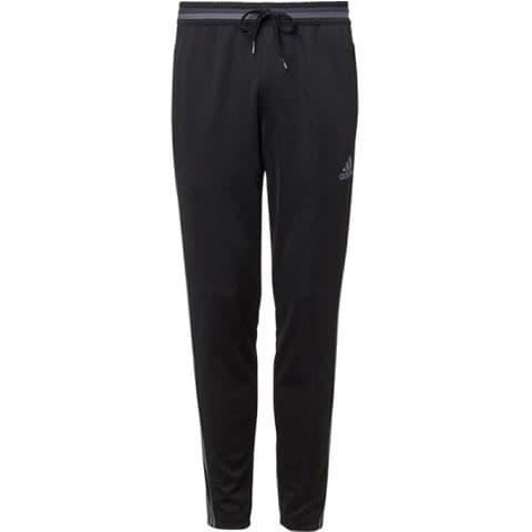 pantalon adidas noir/gris