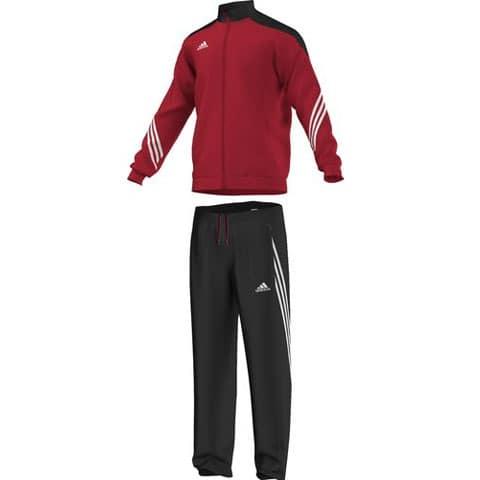 8cb300e2fce7 Survêtement Adidas PES Sereno 14 rouge • Sports Co Shop
