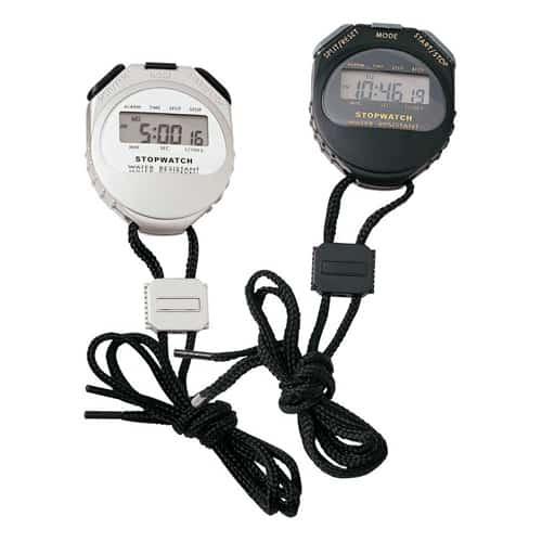 Chronomètre 1 ligne ref E Tremblay CHRO20