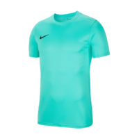Maillot Nike Park VII Adulte Manches Courtes Hyper turq Noir BV6708-354