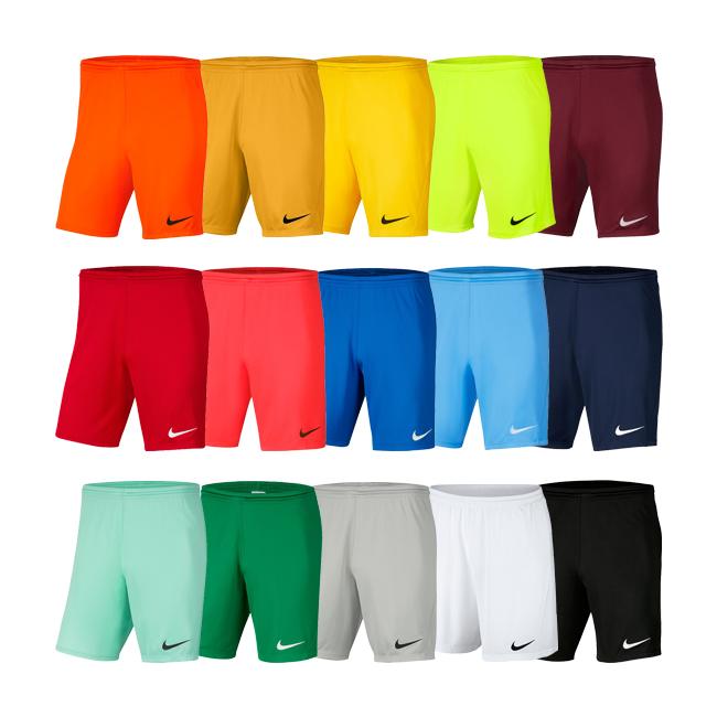 Short Nike Park III Knit non slippe BV6855 SportsCoShop
