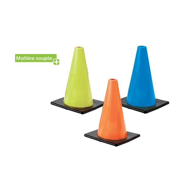 Cone-plot souple avec socle Tremblay EN318