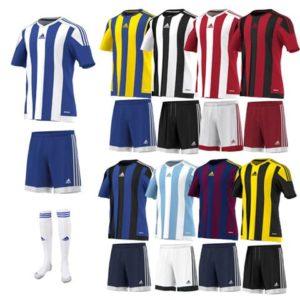 Ensemble Striped Football Adidas 480