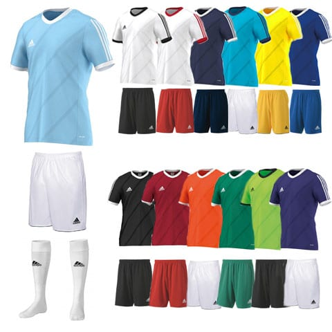 ensemble adidas football