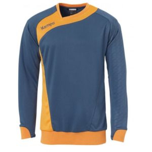 sweat-peak-training-top-kempa-petrole-orange
