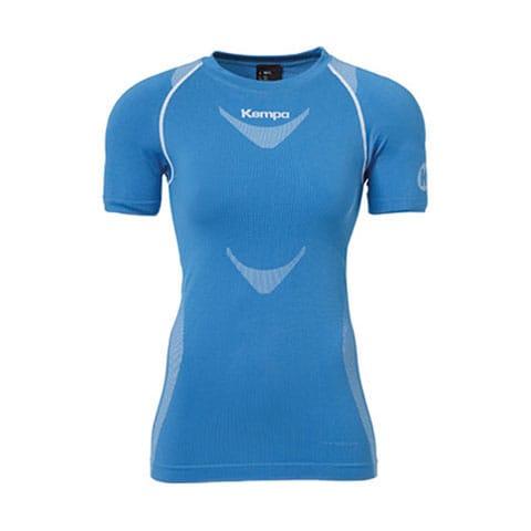Tee shirt Compression Femme Kempa Attitude Pro MC