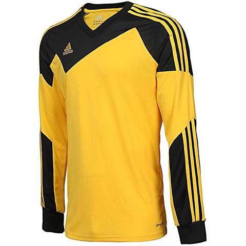 Maillot Toque 13 ML Adidas jaune/noir ...