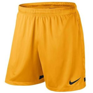 Short Dri fit Nike jaune noir