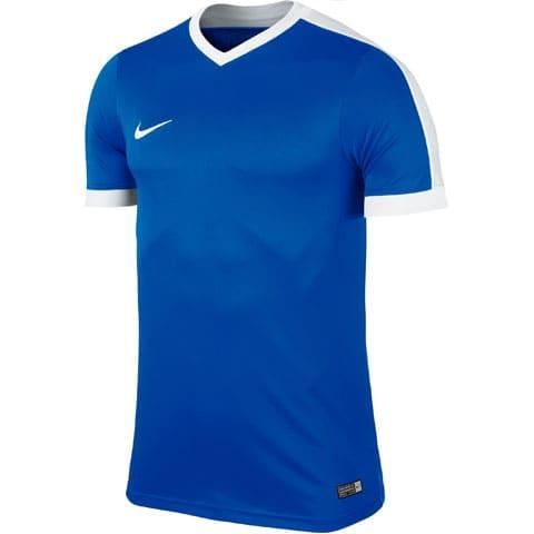 Maillot Nike enfant Striker Bleu Blanc