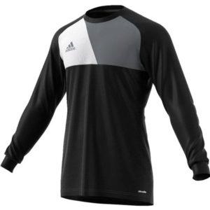 Maillot de gardien de but Assita 17 ML Adidas noir blanc AZ5401