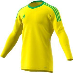 Maillot de gardien de but Revigo 17 Adidas Jaune Vert AZ5396