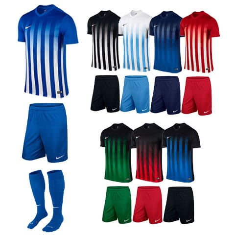 factory outlets newest united states Ensemble Striped Division Football Nike • Sports Co Shop