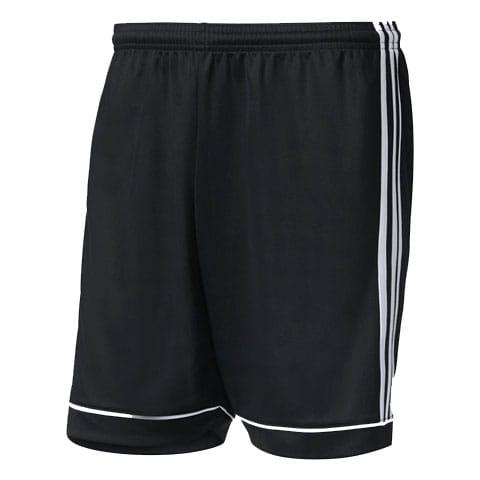 Short Squadra 17 Adidas noir blanc BK4766