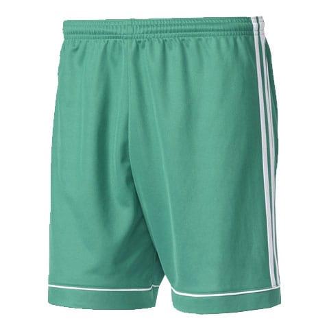 Short Squadra 17 Adidas vert blanc BJ9231