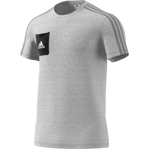 tee shirt gris adidas
