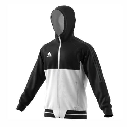adidas Veste de présentation Tiro 17 noir | BQ2777 Hommes