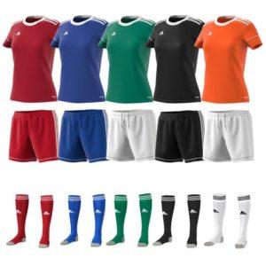 Ensemble Squadra 17 Femme Adidas