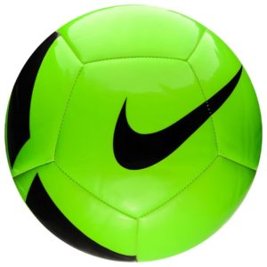 ballon nike pitch football sc3166 vert fluo