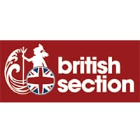Logo British Section – LISG