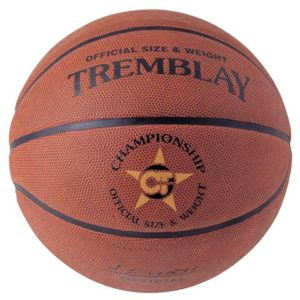 Ballon Basketball Cellulaire Tremblay
