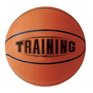 Ballon d'entrainement Basketball Tremblay