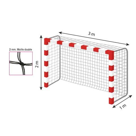 Filet Handball 2 mm MD Tremblay