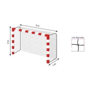 Filet Handball 4 mm Ms Tremblay