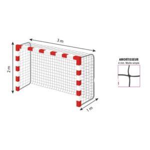 Filet Handball Amortisseur 4 mm MS Tremblay