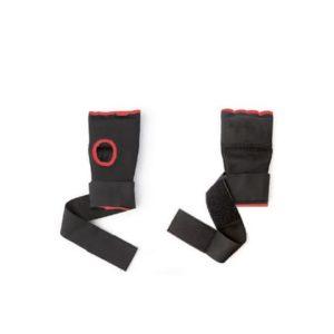 mitaine de boxe avec gel et bande de serrage tremblay. Black Bedroom Furniture Sets. Home Design Ideas
