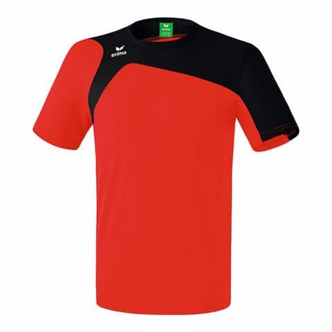 """Résultat de recherche d'images pour """"tee shirt erima rouge noir"""""""