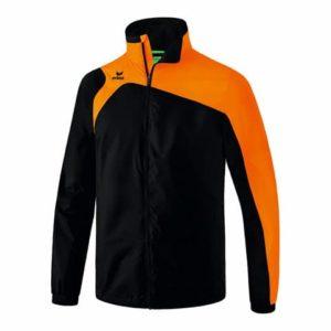 Veste de pluie Club 1900 Erima Noir Orange 1050708