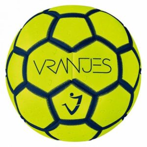 Ballon de handball Vranjes 17 Jaune citron Erima