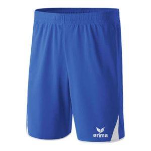 Short 5-CUBES Classic Erima Bleu royal Blanc 615309