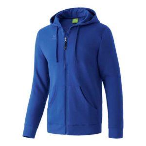 Veste à capuche Basics Erima Bleu royal 207333