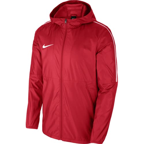 Coupe-vent-Nike-Park-18-AA2090-657 Rouge Blanc AA2090 657