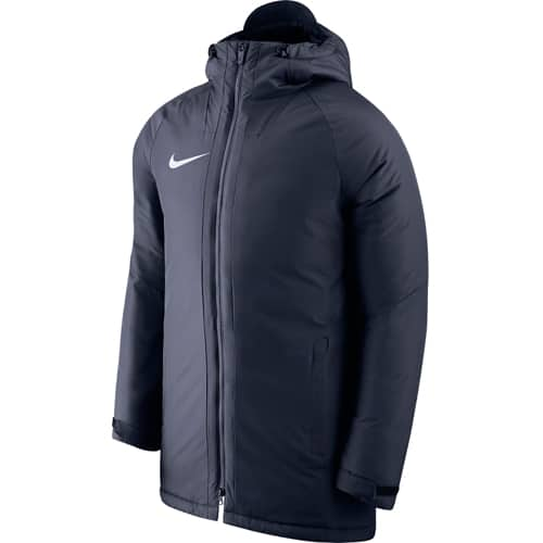 Parka Nike Academy 18 Marine Blanc 893798 451
