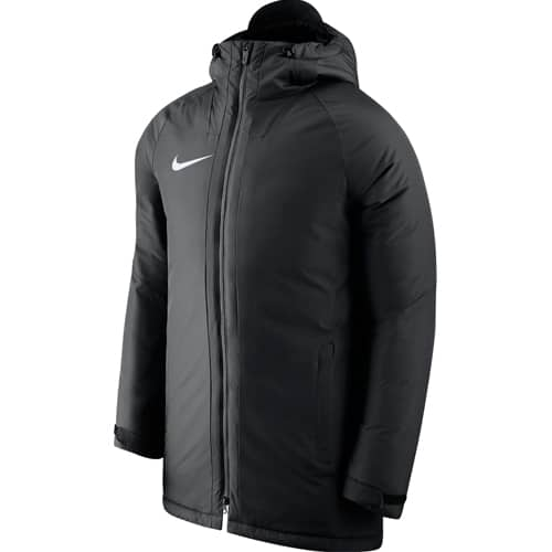 Parka Nike Academy 18 Noir Blanc 893798 010