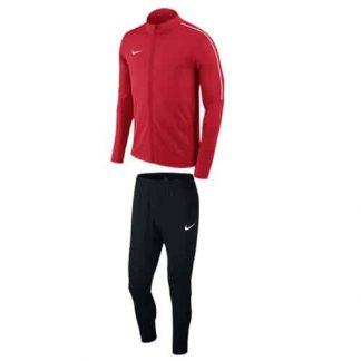 Survêtement-Nike-Park-18-Rouge-Blanc-AA2059-AA2086 657