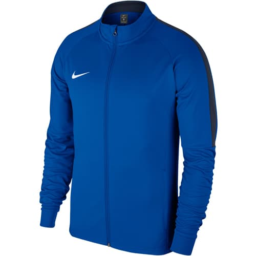 Veste Knit Nike Academy 18 Bleu royal Marine 893701 463
