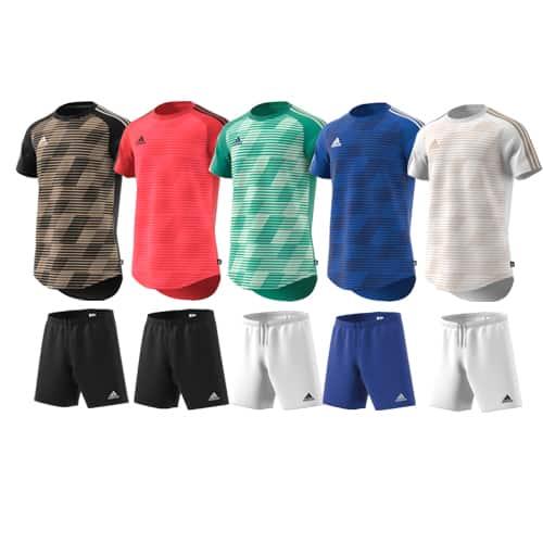 kit maillot adidas tango