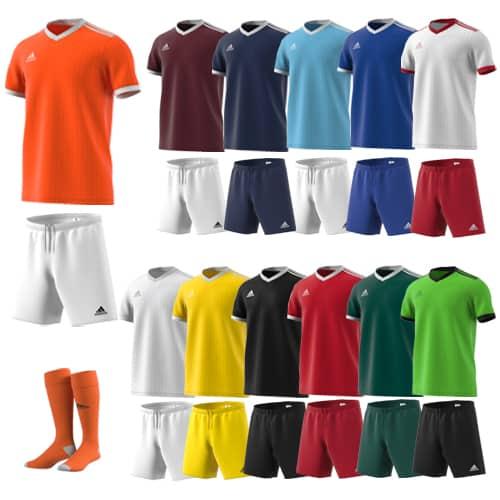 adidas ensemble de foot
