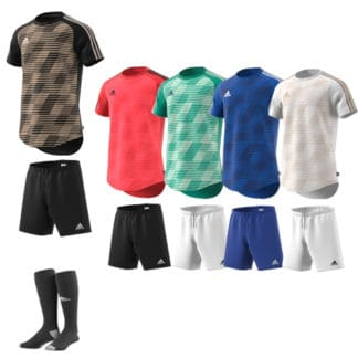 Pack Adidas 12 tango