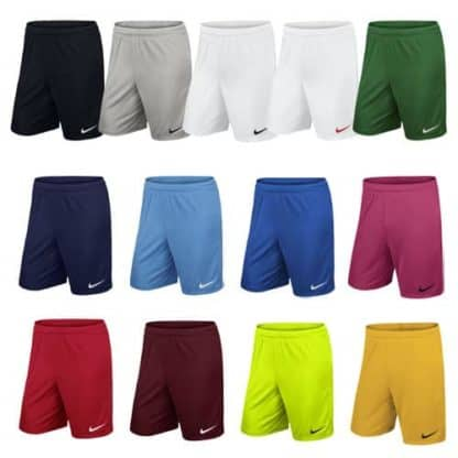 Short Nike Park II Knit 725887