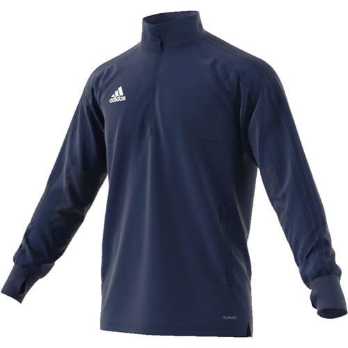 Sweat demi zip ADIDAS Condivo 18 • Sports Co Shop