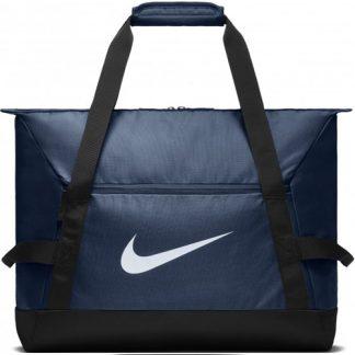 Sac Nike Club Team Duffel BA5504 410 Marine Blanc