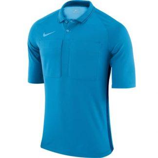 Maillot Arbitre Nike 2018 Bleu Blanc AA0735 482