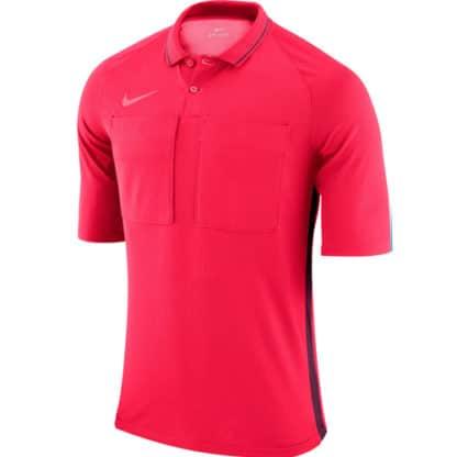 Maillot Arbitre Nike 2018 Rose Noir AA0735 653