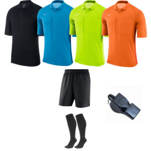 Pack Arbitre Nike 4 Maillot Short Chaussettes 2018